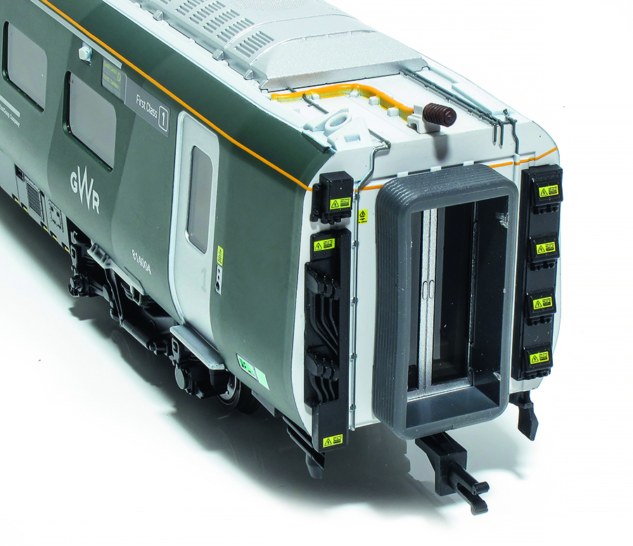 Hornby Class 800 )) Gauge review overhead model railway accessories