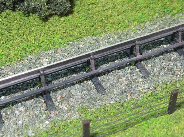 newman miniatures rail