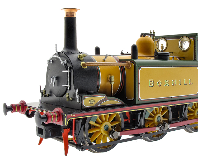 Locomotion Models Terrier 0-6-0T
