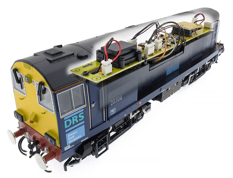 Bachmann Class 20/3