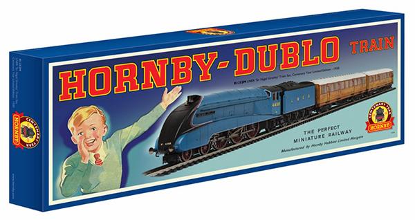 Hornby A4 set