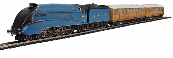 Hornby A4 limited edition 100 years