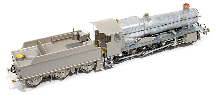 Accurascale 4-6-0 Manor