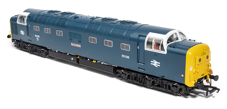 Class 55 Accurascale deltic