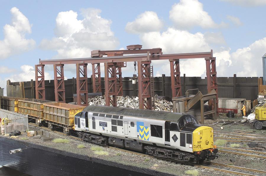 Albion Metals OO gauge Class 37
