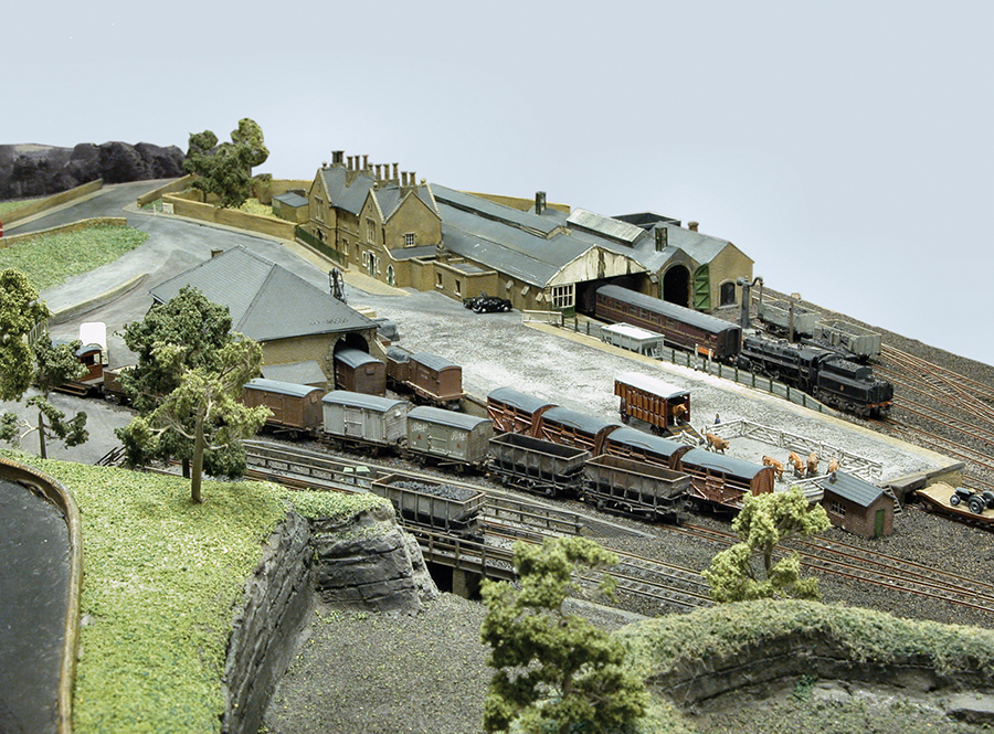 Alston station overview