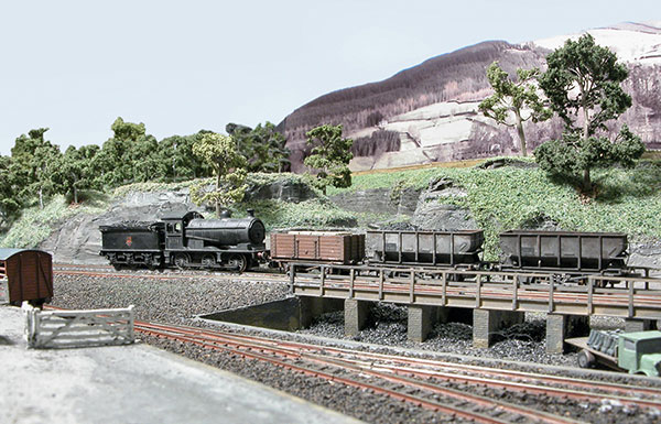 Alston in N gauge