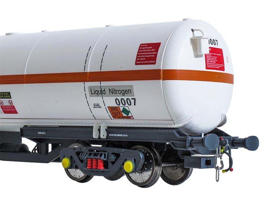 Olivia's Trains BOC TEA Wagon brake discs