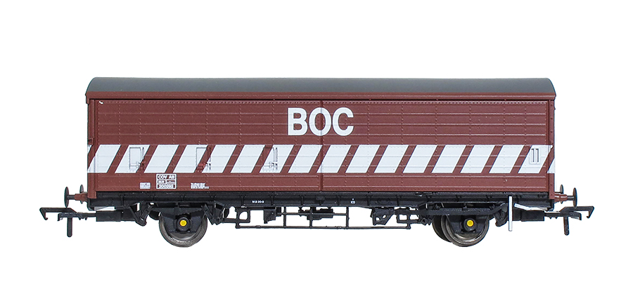 VBA wagons