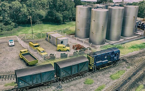 Oakley Green in OO gauge