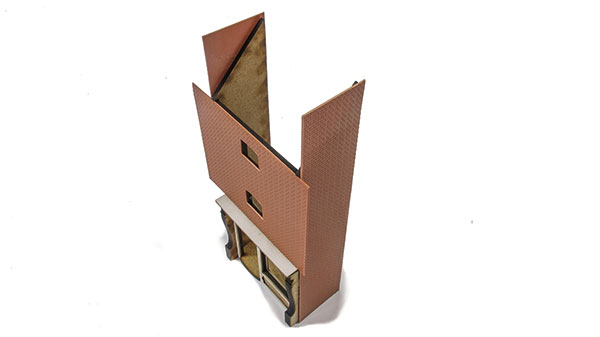 How to make realistic show windows for your model railway