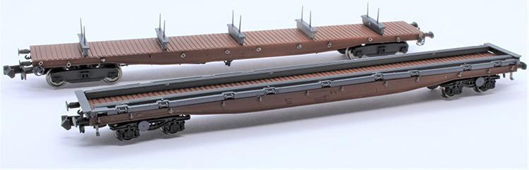 Revolution Trains Borail wagons
