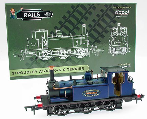 Rails Terrier A1/A1X