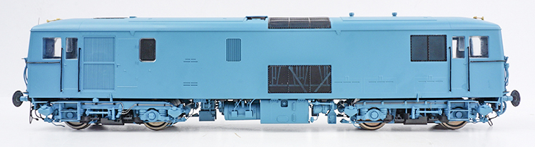 Heljan Class 73