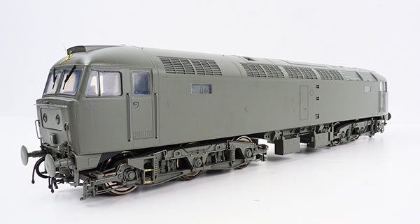 Heljan Class 47