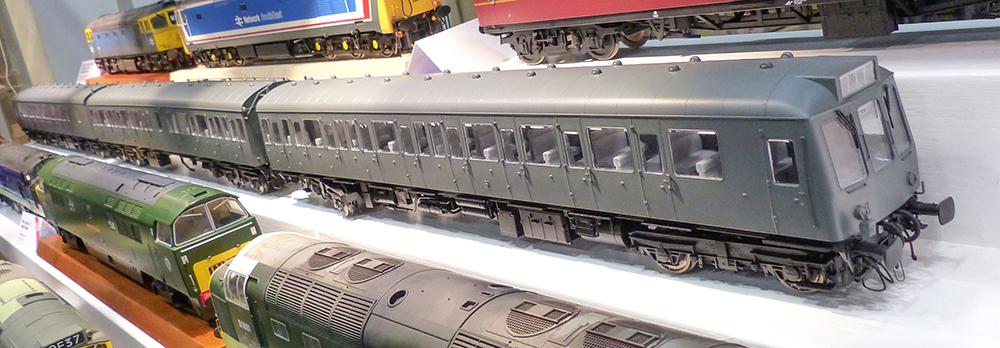 Heljan Class 117
