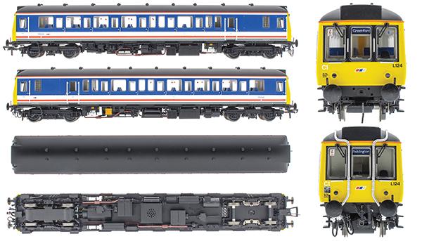 Bachmann Class 121