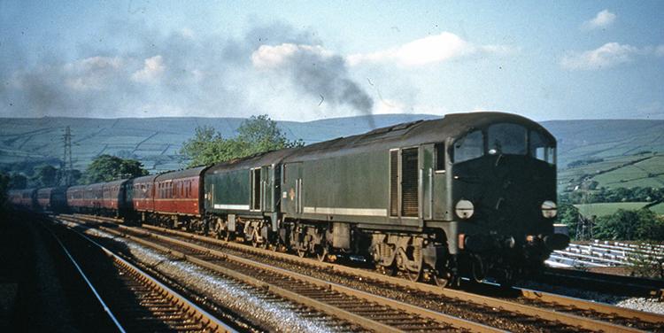 Metrovick Class 28 Co-Bo