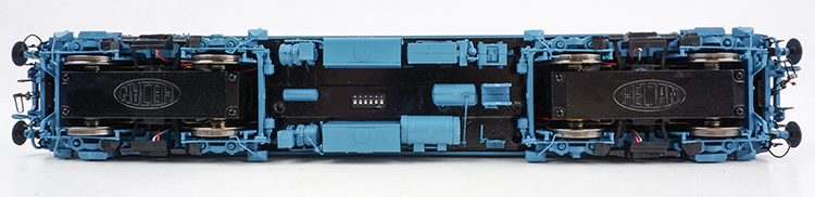 Heljan Class 73 O gauge