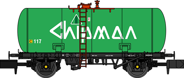 chipman weed killing train