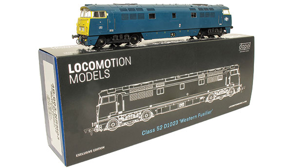 Locomotion Models Western