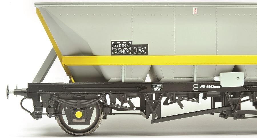 Dapol HAA wagon review