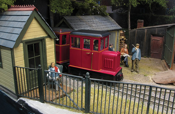 Derwent Road in 09 gauge