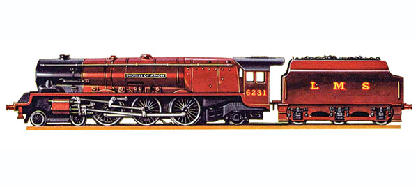 Hornby Princess