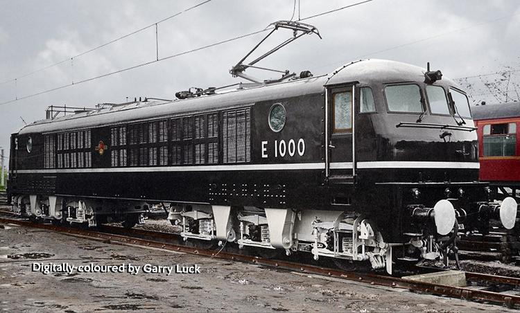 E2001 rails of sheffield