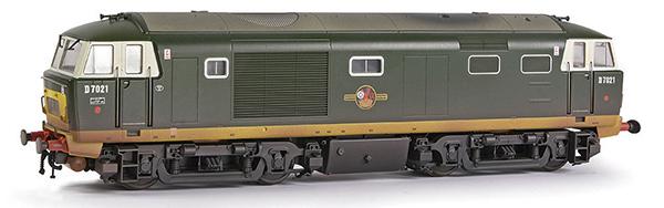 Heljan Class 35