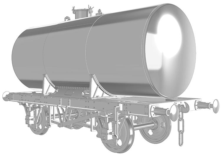 Dapol tank wagon 14T
