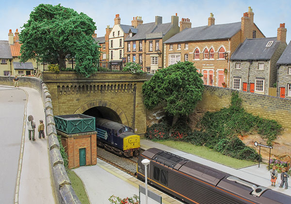The Worlds End in OO gauge