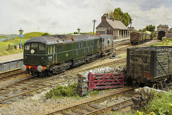 Whithorn in OO gauge