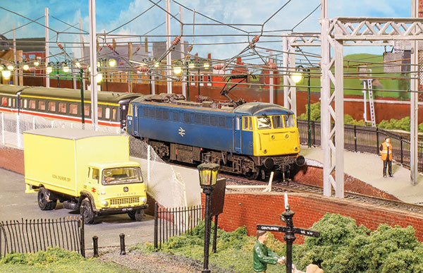 Alderford in OO gauge