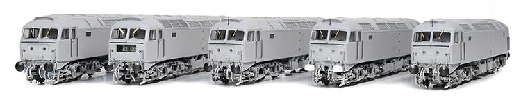 Bachmann Class 47