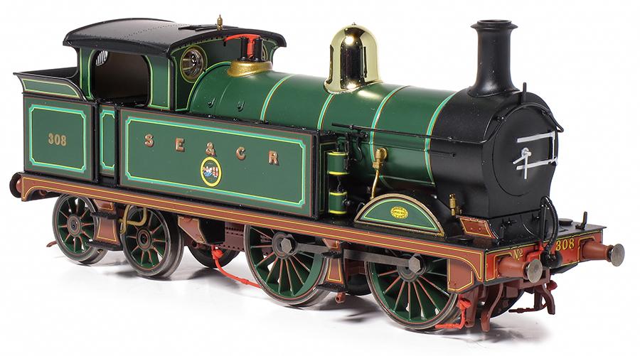 SE&CR 4-4-0T 'H' Class