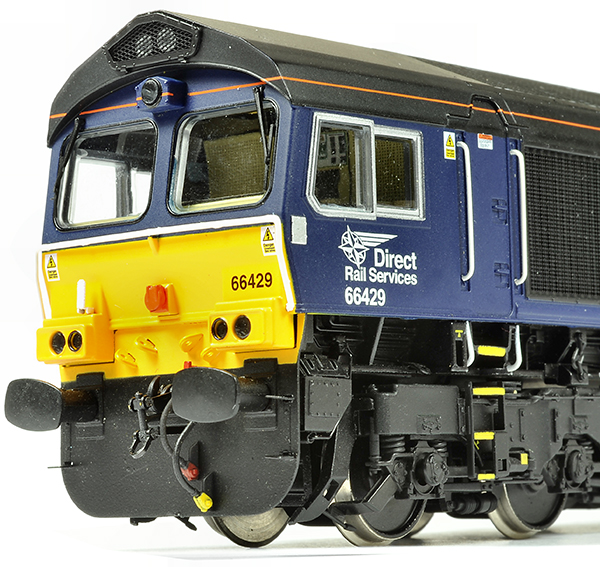 Hattons Class 66 direct rail services