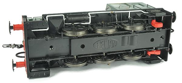 Heljan Class 03