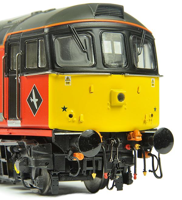 Heljan Class 33 OO gauge RES