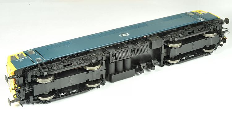 Heljan Class 86