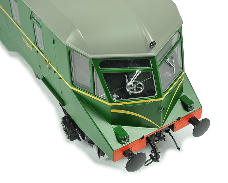 Heljan AEC Railcar