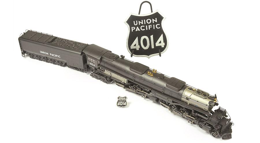Rivarossi Union Pacific 'Big Boy'