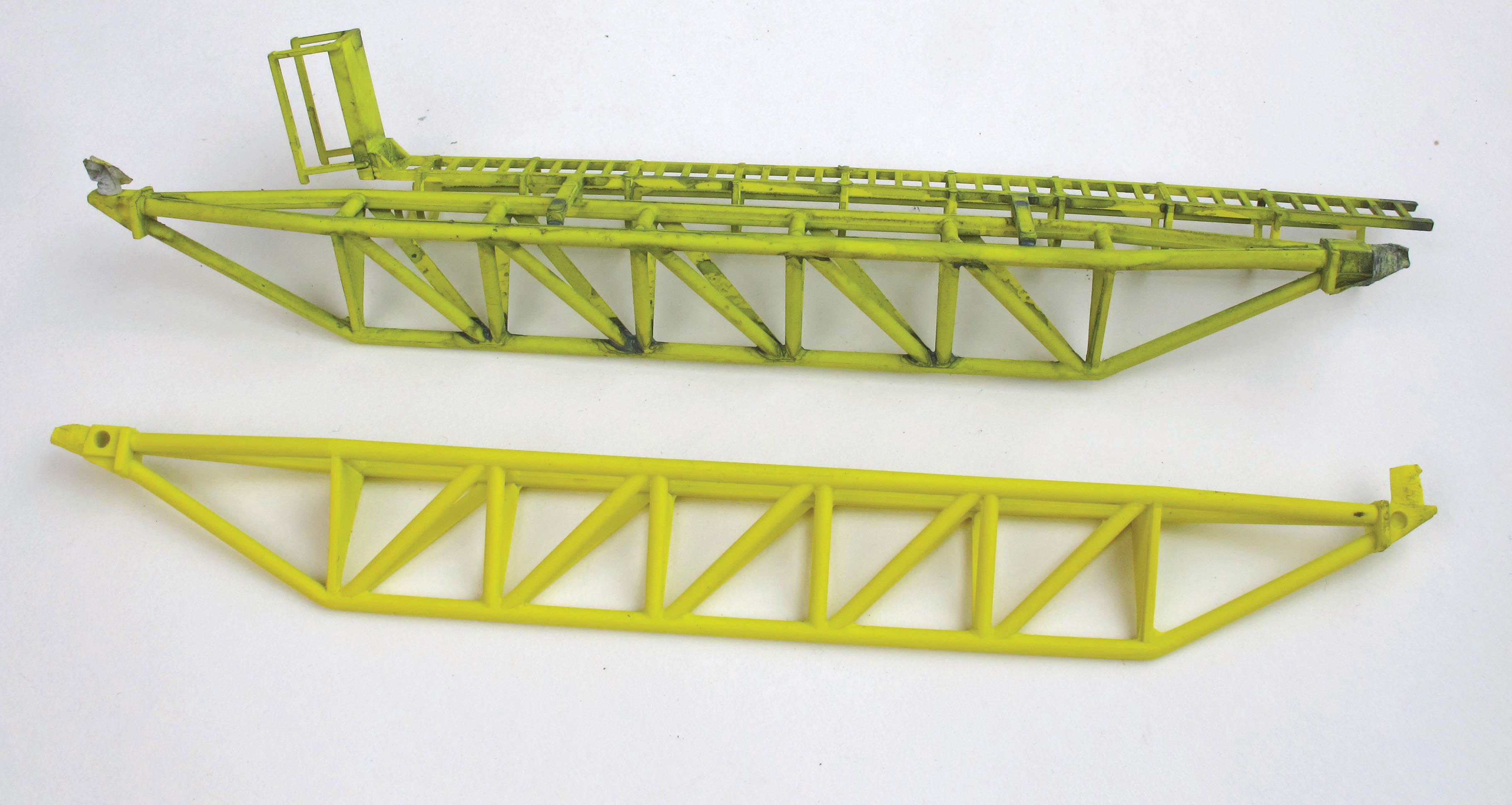 How to build a Gantry Crane