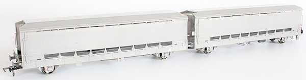Revolution Trains IPA OO gauge wagon