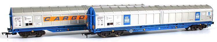 Revolution Trains Cargowaggon