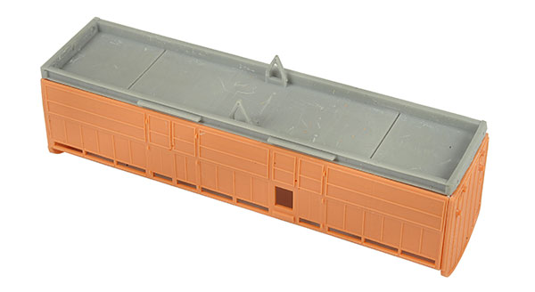 How to build an LNER brake van