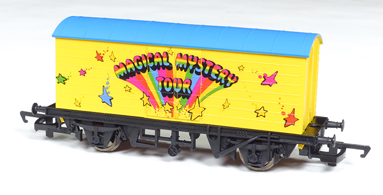 Hornby Magical Mystery Tour