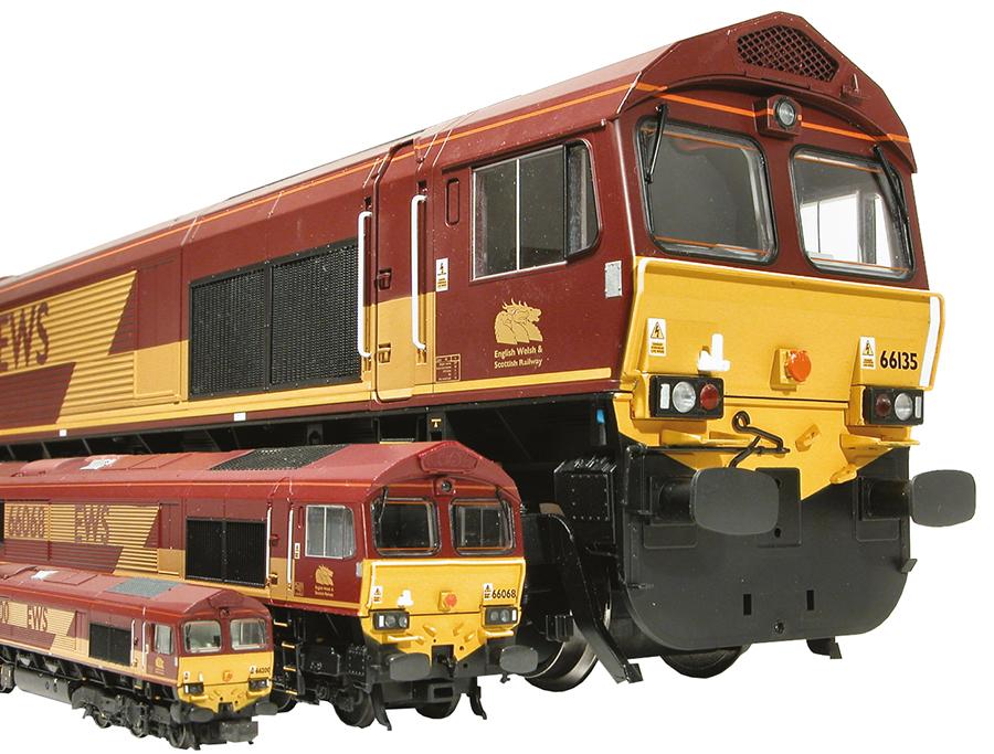 Model Railway Scales N, OO, G Gauge