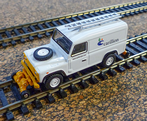 Oxford Diecast Road Railer