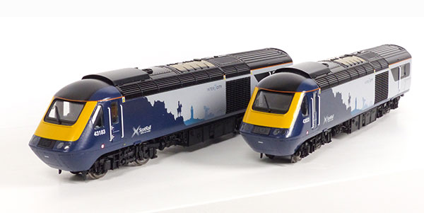 Hornby Class 43 HST train pack